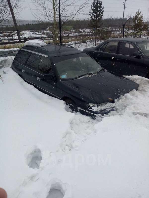Subaru Legacy, 1991 год, 20 000 руб.