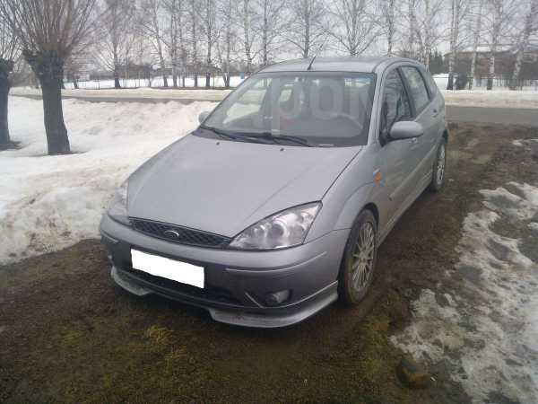 Ford Focus, 2004 год, 340 000 руб.