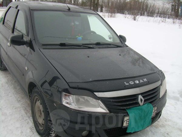 Renault Logan, 2010 год, 336 000 руб.