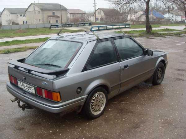 Ford Escort, 1987 год, 60 000 руб.