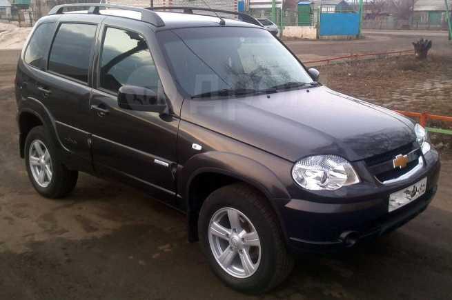 Chevrolet Niva, 2014 год, 595 000 руб.