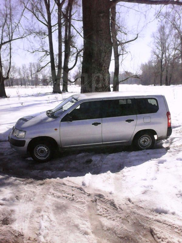 Toyota Succeed, 2002 год, 250 000 руб.