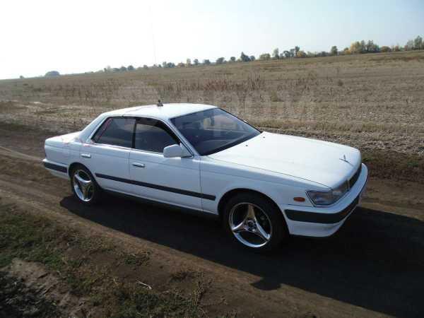 Nissan Laurel, 1989 год, 117 000 руб.