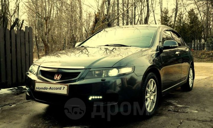 Honda Accord, 2003 год, 470 000 руб.