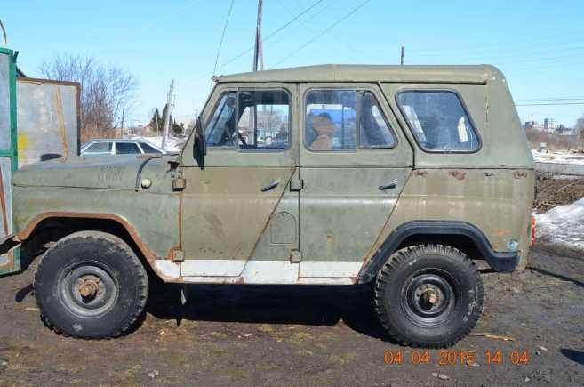 УАЗ 469, 1984 год, 50 000 руб.