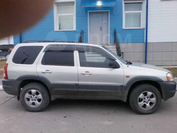 Mazda Tribute, 2003 год, 355 000 руб.