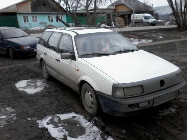 Volkswagen Passat, 1992 год, 105 000 руб.