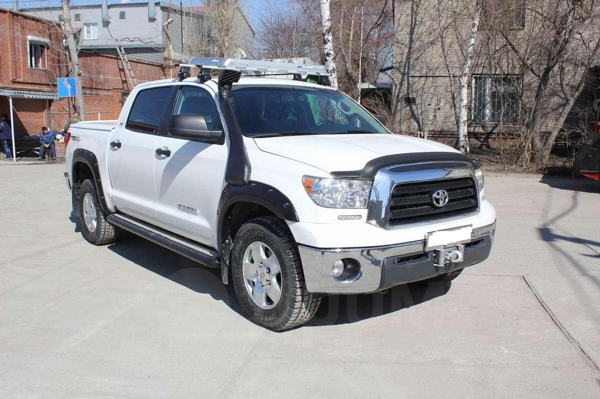 Тойота тундра продажа новосибирск