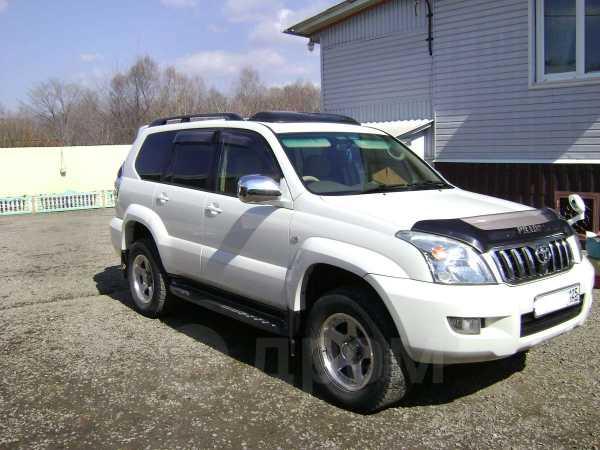 Toyota Land Cruiser Prado, 2005 год, 1 250 000 руб.