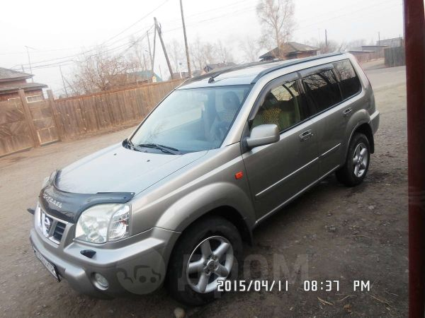 Nissan X-Trail, 2003 год, 550 000 руб.