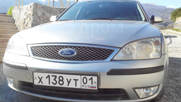 Ford Mondeo, 2004 год, 300 000 руб.