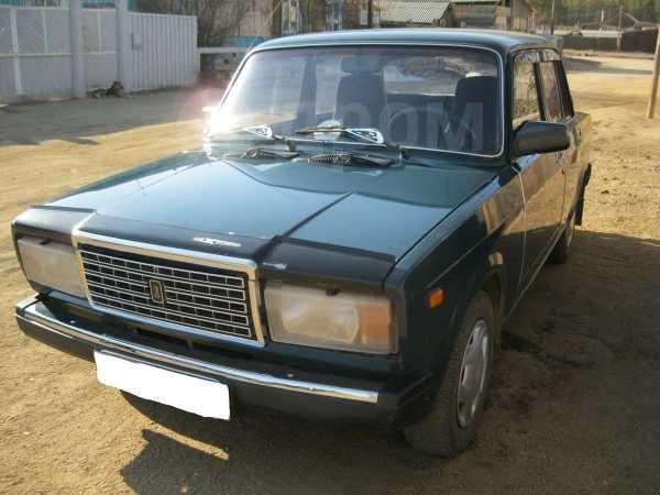 Лада 2107, 2005 год, 120 000 руб.