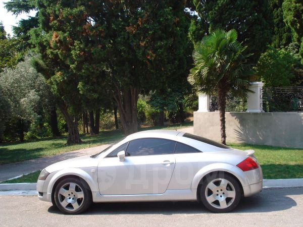 Audi TT, 2000 год, 459 000 руб.