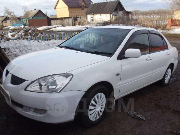 Mitsubishi Lancer, 2003 год, 270 000 руб.