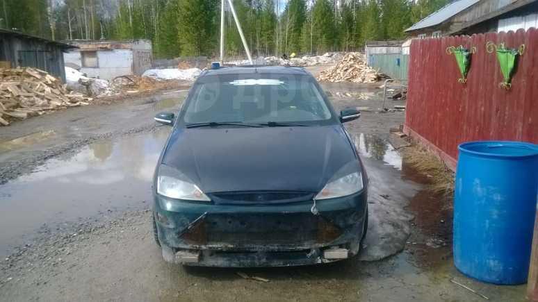 Ford Focus, 2002 год, 60 000 руб.