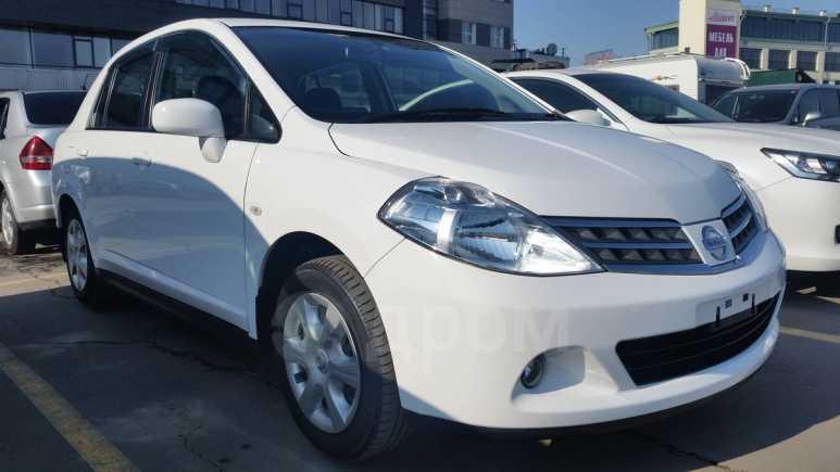 Nissan Tiida Latio, 2010 год, 485 000 руб.