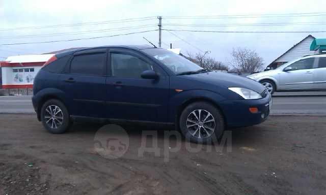 Ford Focus, 2001 год, 189 000 руб.