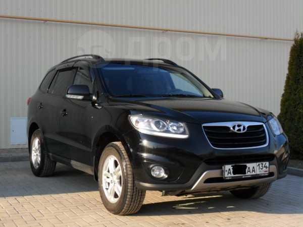 Hyundai Santa Fe, 2012 год, 1 198 000 руб.