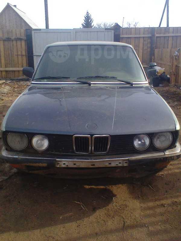BMW 5-Series, 1982 год, 40 000 руб.