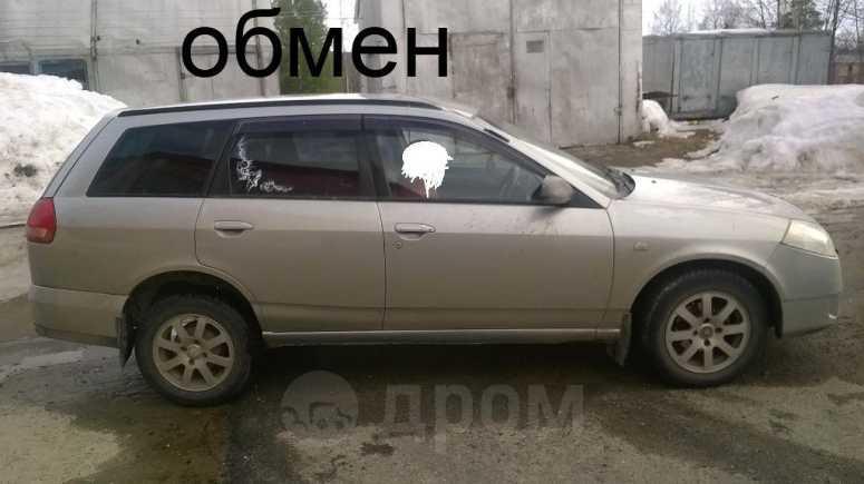 Nissan Wingroad, 2002 год, 225 000 руб.