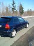 Honda Civic, 1996 год, 160 000 руб.