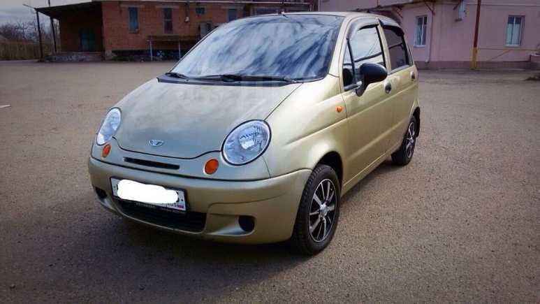 Daewoo Matiz, 2010 год, 215 000 руб.