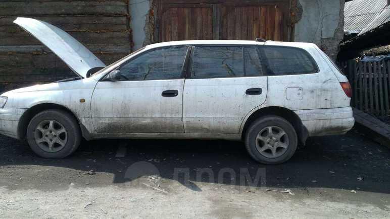 Toyota Caldina, 1997 год, 120 000 руб.