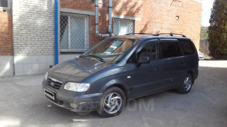 Hyundai Trajet, 2006 год, 300 000 руб.