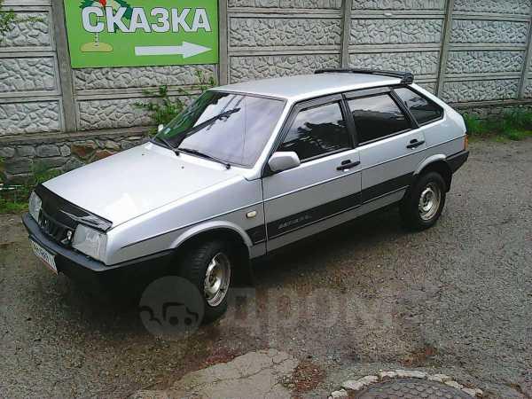 Лада 2109, 1991 год, 60 000 руб.