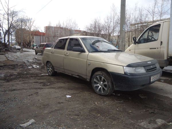 Лада 2110, 1997 год, 75 000 руб.