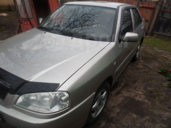 Chery Amulet A15, 2008 год, 75 000 руб.