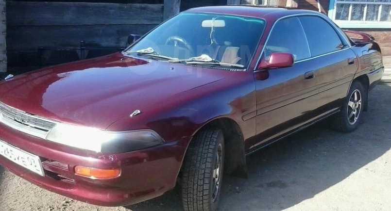 Toyota Corona Exiv, 1991 год, 85 000 руб.