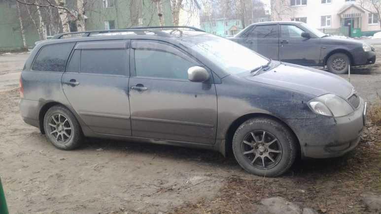 Toyota Corolla Fielder, 2000 год, 270 000 руб.