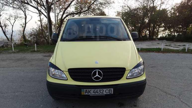 Mercedes-Benz Vito, 2006 год, 800 000 руб.