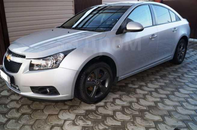 Chevrolet Cruze, 2012 год, 580 000 руб.