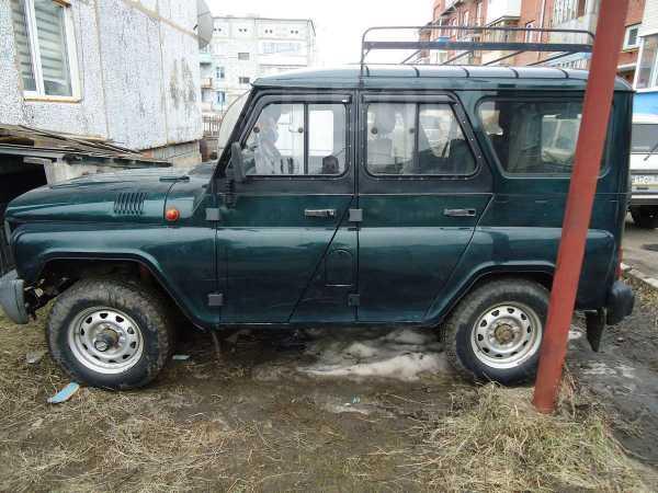 УАЗ Хантер, 2007 год, 300 000 руб.