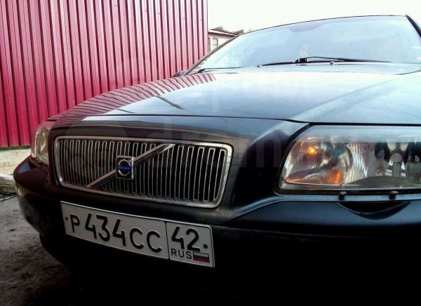 Volvo S80, 2002 год, 270 000 руб.