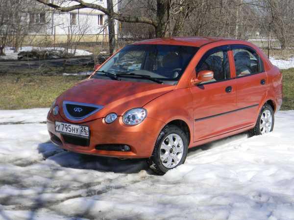 Chery QQ, 2008 год, 170 000 руб.