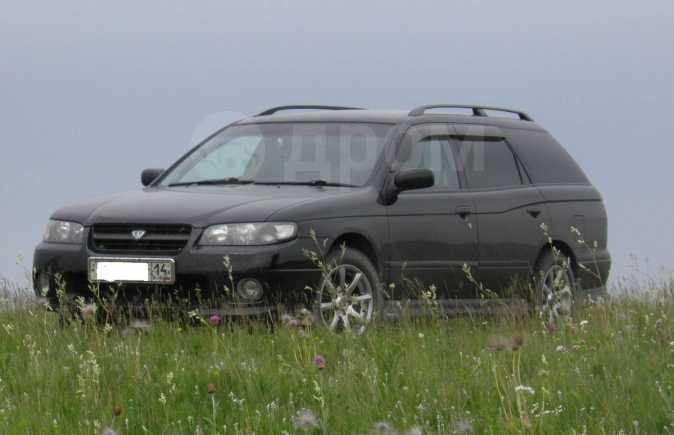 Nissan Avenir, 2000 год, 210 000 руб.