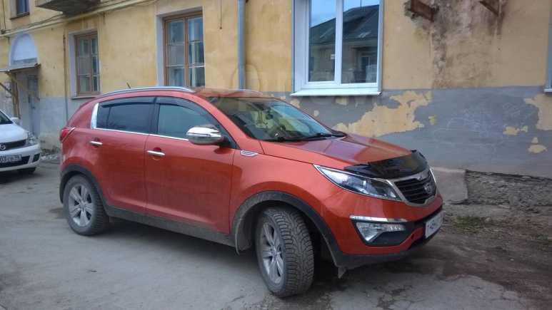 Kia Sportage, 2012 год, 950 000 руб.