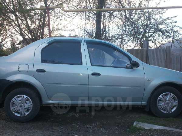 Renault Logan, 2007 год, 188 000 руб.
