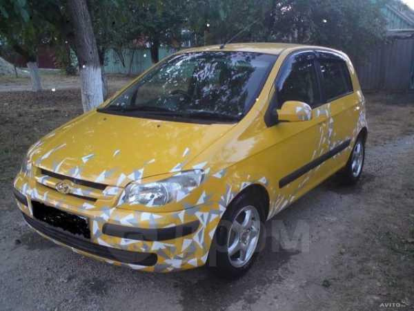 Hyundai Getz, 2003 год, 165 000 руб.