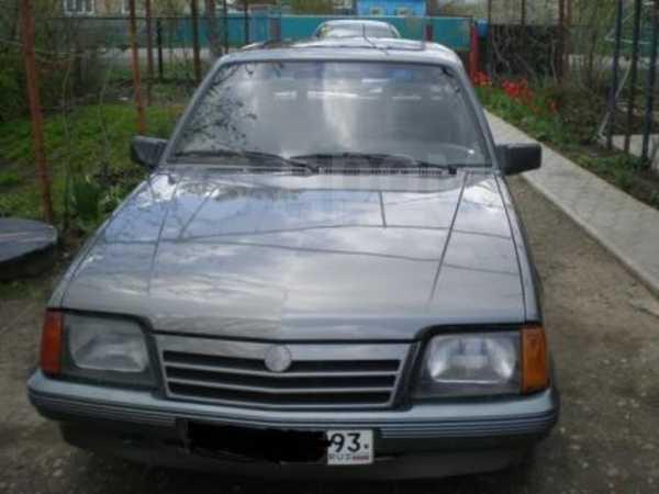 Opel Ascona, 1987 год, 65 000 руб.