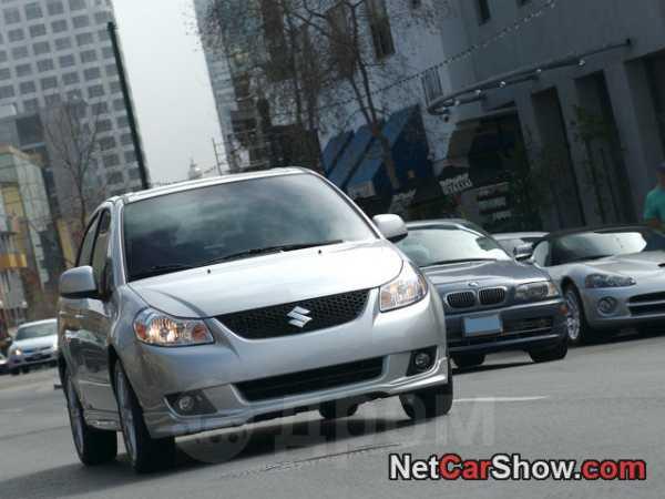 Suzuki SX4, 2008 год, 420 000 руб.