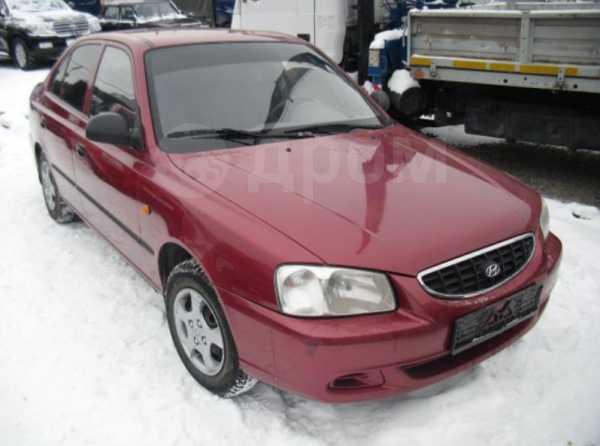 Hyundai Accent, 2004 год, 250 000 руб.