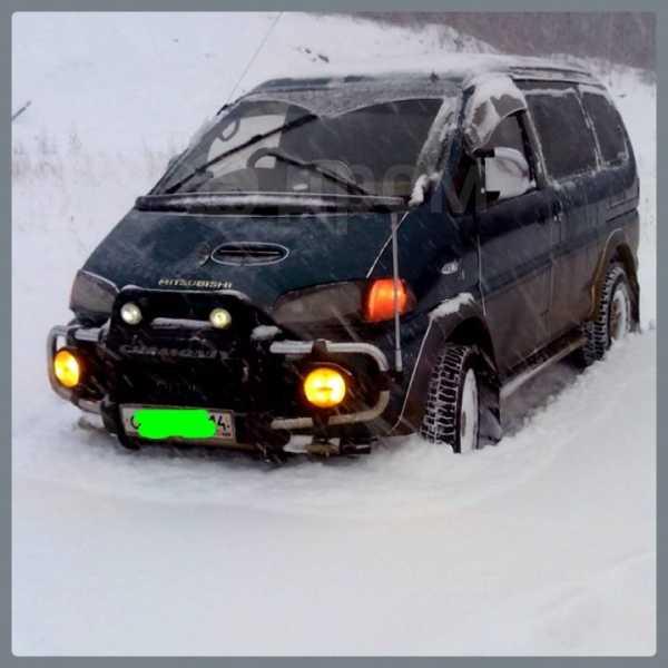 Mitsubishi Space Gear, 1994 год, 360 000 руб.