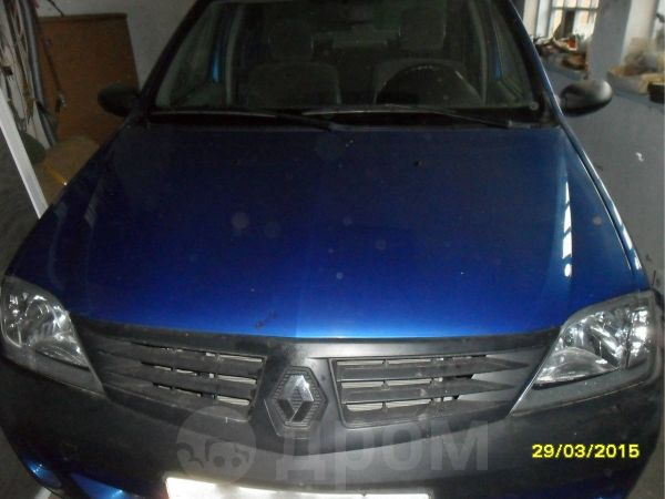 Renault Logan, 2009 год, 310 000 руб.