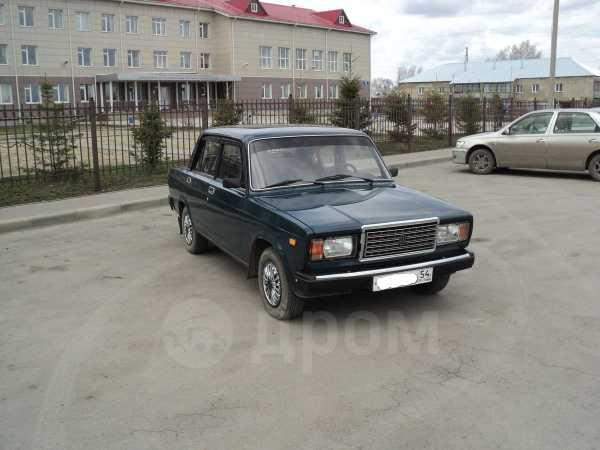 Лада 2107, 2003 год, 75 000 руб.
