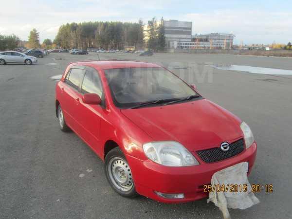 Toyota Corolla Runx, 2002 год, 290 000 руб.