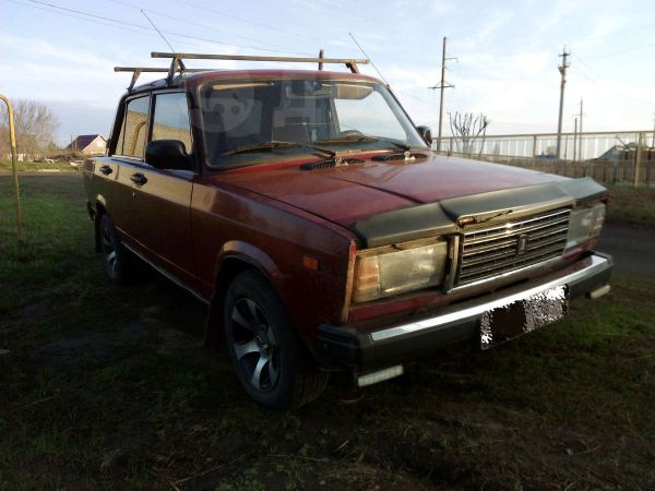 Лада 2107, 1992 год, 59 999 руб.